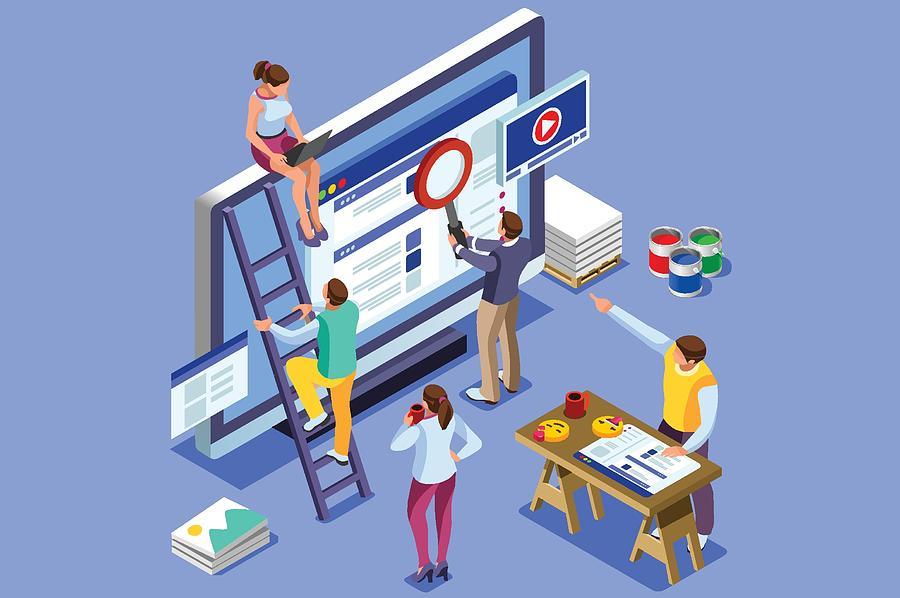 Най-новите тенденции в Web Design-а за 2020 година - Част първа